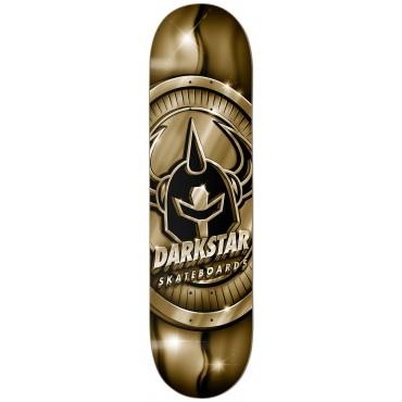 """Darkstar Anodize HYB 8.25"""" Deck gold"""