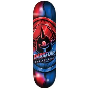 """Darkstar Anodize HYB 8.0"""" Deck red blue"""