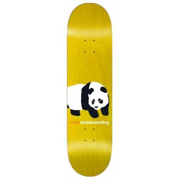 "ENJOI Peekaboo Panda 8,0"" R7 Deck yellow"