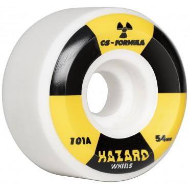 HAZARD Wheels CS Radio Active 54mm 101A