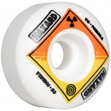 HAZARD Wheels CS Bio 53mm 101A