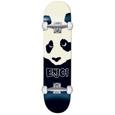 "ENJOI Misfit Panda 7.625"" FP Complete Board Black"