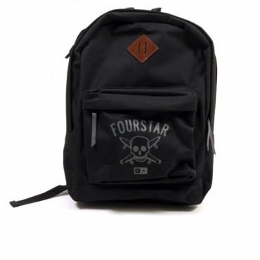 FOURSTAR Backpack - Black