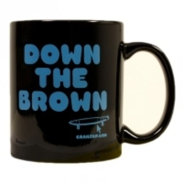 Crailtap Down the brown Kaffeehäferl