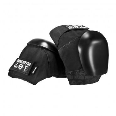 187 - Pro Knee - Black / Black