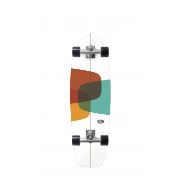 "TRITON by CARVER 32"" Prismal Complete mit CX4 Achsen"