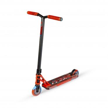 MGP Scooter MGX Shredder Schwarz rot