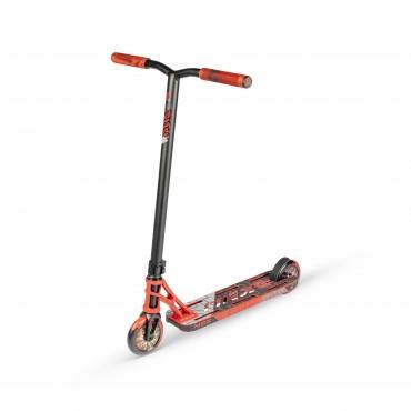 MGP Scooter MGX Pro Rot Schwarz