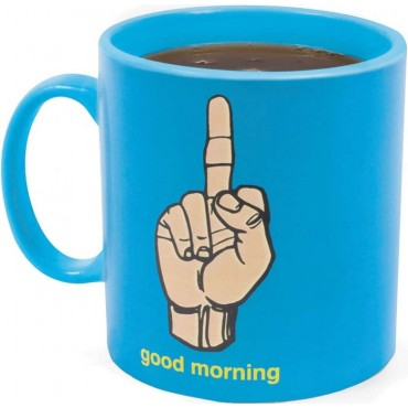 ENJOI good morning Mug Kaffeehäferl blue