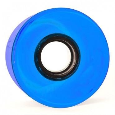 Cruiser Wheel 60mm 83A blue gel