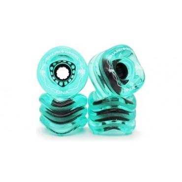 Shark Wheel DNA 72mm 78A Emerald