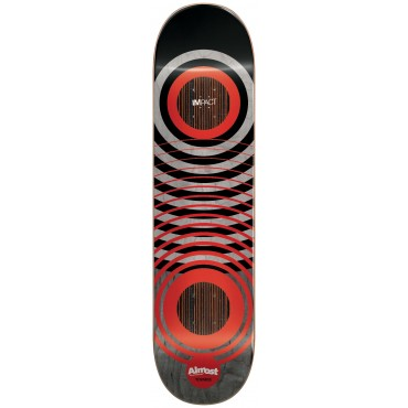 """ALMOST Youness Amrani Red Ring Impact Light 8.25"""" Deck"""