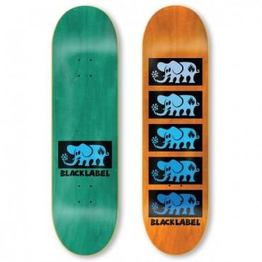 BLACK LABEL Team Elephant Stacked Deck 8,0 blue