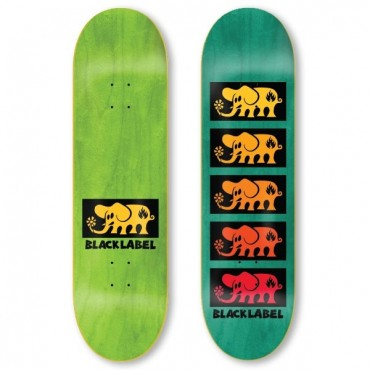 BLACK LABEL Team Elephant Stacked Deck 8,25