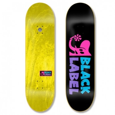 BLACK LABEL Team Elephant Pink Sector Deck 8,25