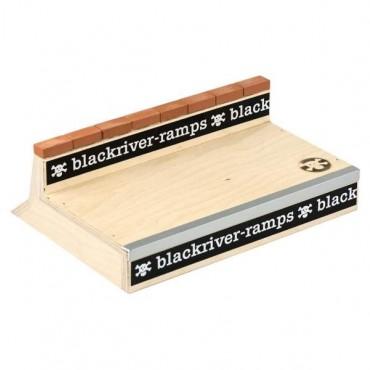 Blackriver Jay Ramp Dos Fingerboard ramp