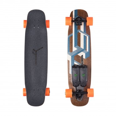 UNLIMITED X LOADED  - Cruiser Complete Tesseract Blue