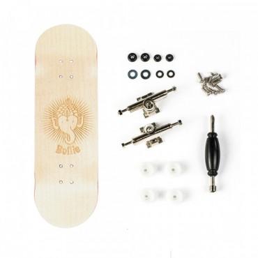 Bollie Fingerboard Mini Logo natural set