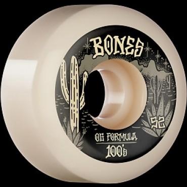 Bones Wheels 52mm 100´s OG Desert West V5 Sidecut 100A