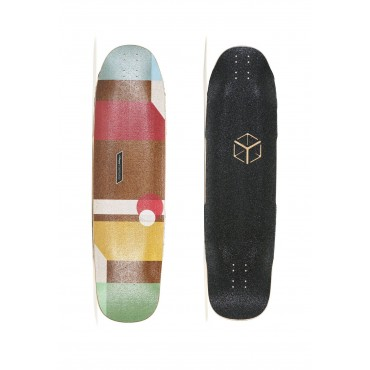 "LOADED Cantellated Tesseract 36"" Deck"