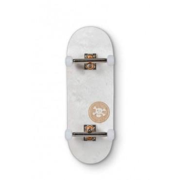 Blackriver Fingerboard X-Wide 33,3mm Mini Logo Set white