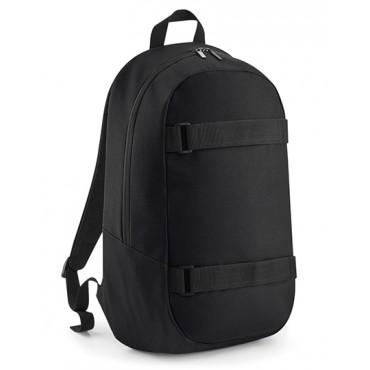 ADED Backpack carve black