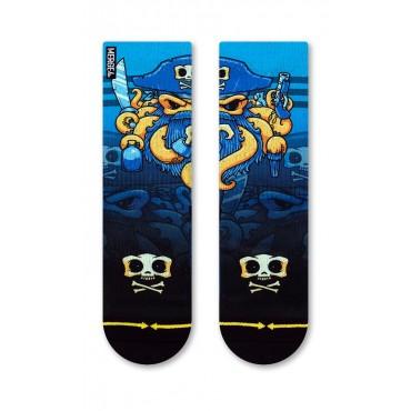 MERGE4 Sock Chump Magic Arrrctopus youth M