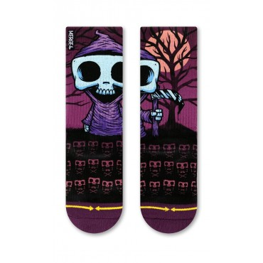 MERGE4 Sock Chump Magic Lil Reaper youth M