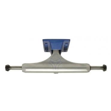 DESTRUCTO Truck D2 Lite Raw/ blue Mid Skateboard Achse