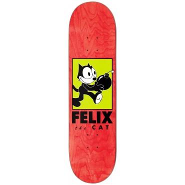 """DARKSTAR Felix Delivery RHM 8,0"""" Deck red"""