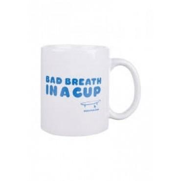 Crailtap bad breath in a cup Kaffeehäferl