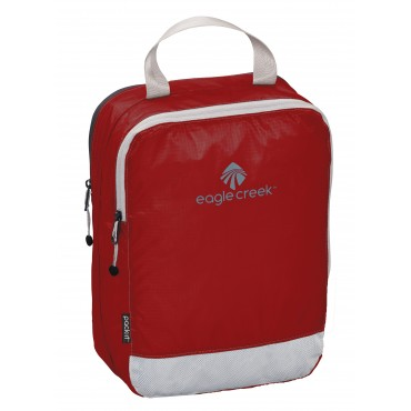 EAGLE CREEK Pack-It Specter™ Clean Dirty Cube S Volcano red