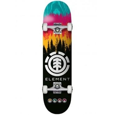"ELEMENT Forest Fade Complete Skateboard 7,75"""
