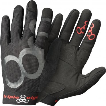 TRIPLE 8 Exoskin Gloves