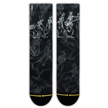MERGE4 Sock Gene Simmons Ascent of Man L
