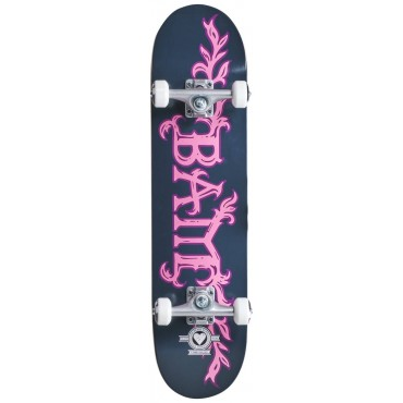 THE HEART SUPPLY Bam pro Complete Skateboard 7,5 growth