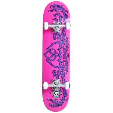 THE HEART SUPPLY Bam pro Complete Skateboard 7,75 bamly
