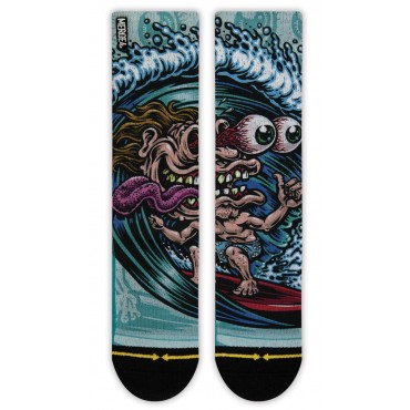 MERGE4 Sock Jimbo Surf Freak L