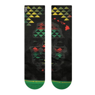 MERGE4 Sock Landon McNamara Rasta L