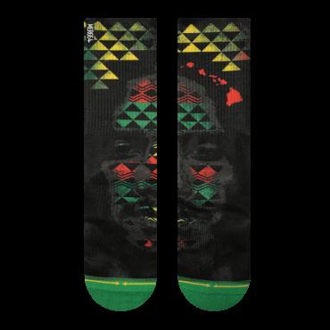 MERGE4 Sock Landon McNamara Rasta M
