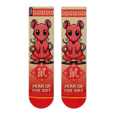 MERGE4 Sock Year of the Rat M