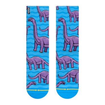 MERGE4 Sock Colby Phillips Brontoaurus youth S