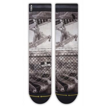 MERGE4 Sock Mofo Cold one L
