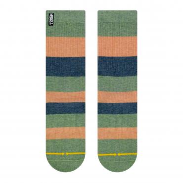 MERGE4 Sock Plant based dye Morning Citrus L