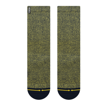 MERGE4 Sock Navy Heather L