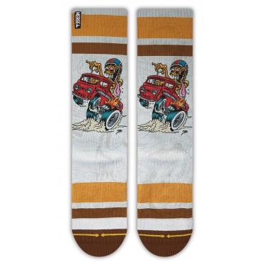 MERGE4 Sock Steve Caballero Econo Fink L