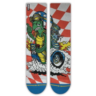 MERGE4 Sock Steve Caballero Turtle Power L