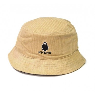 NNSNS Unsinn Bucket Hat corduroy beige