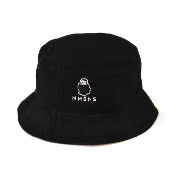 NNSNS Unsinn Bucket Hat corduroy black