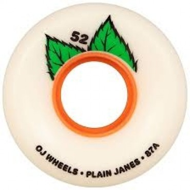 OJ Wheels Plain Jane Keyframe 52mm 87A